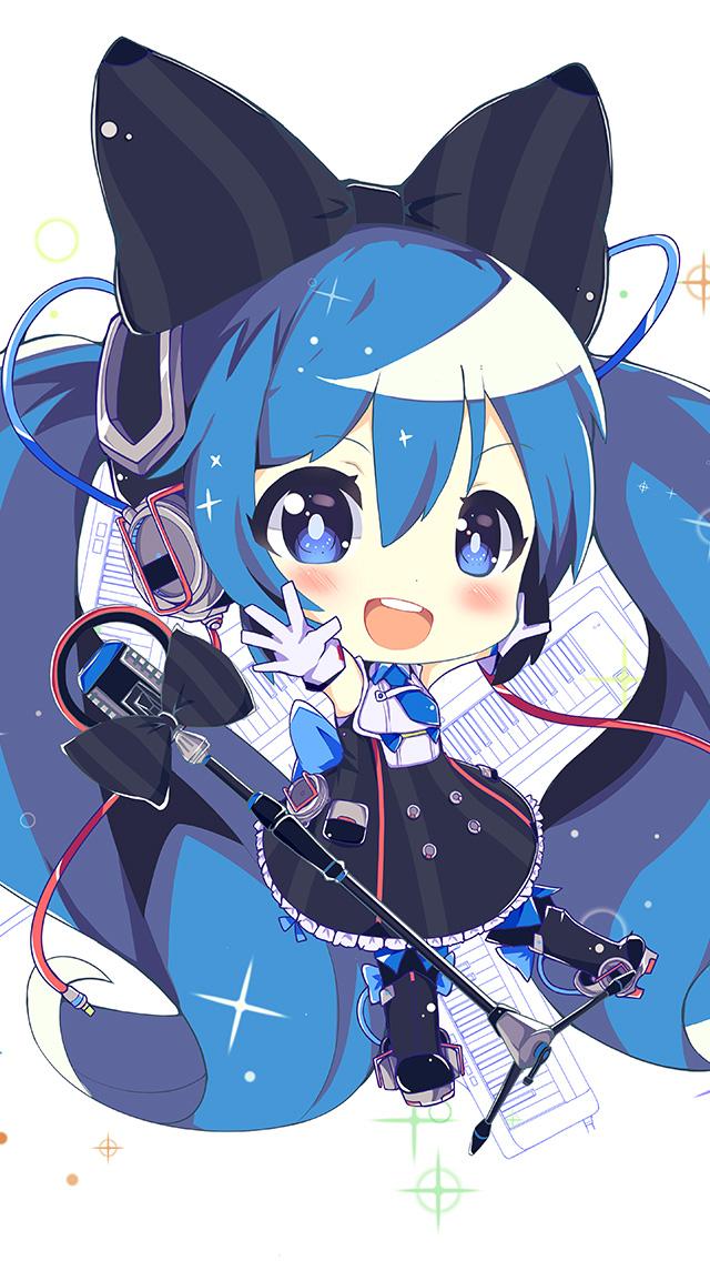 freeios8.com-iphone-4-5-6-plus-ipad-ios8-au26-hatsune-miku-anime-girl-blue-illustration-art-cute