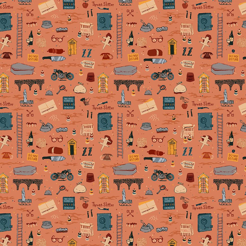 android-wallpaper-au29-life-paint-digital-red-cute-illustration-art-wallpaper