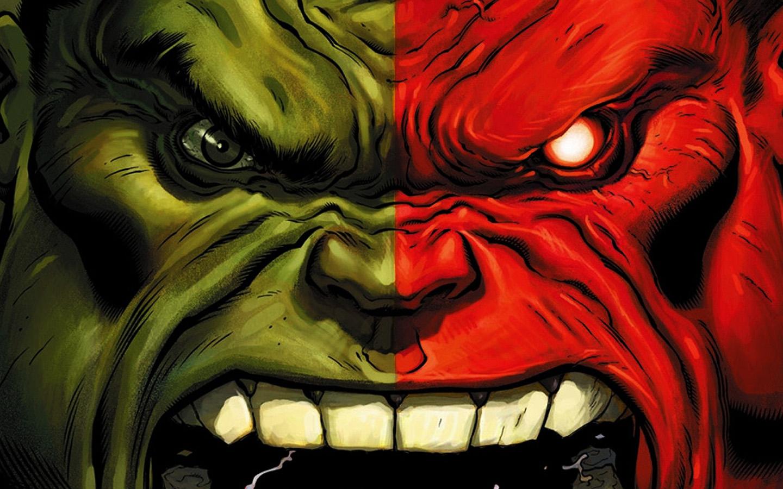 Papers Co Desktop Wallpaper Au37 Hulk Red Anger Cartoon