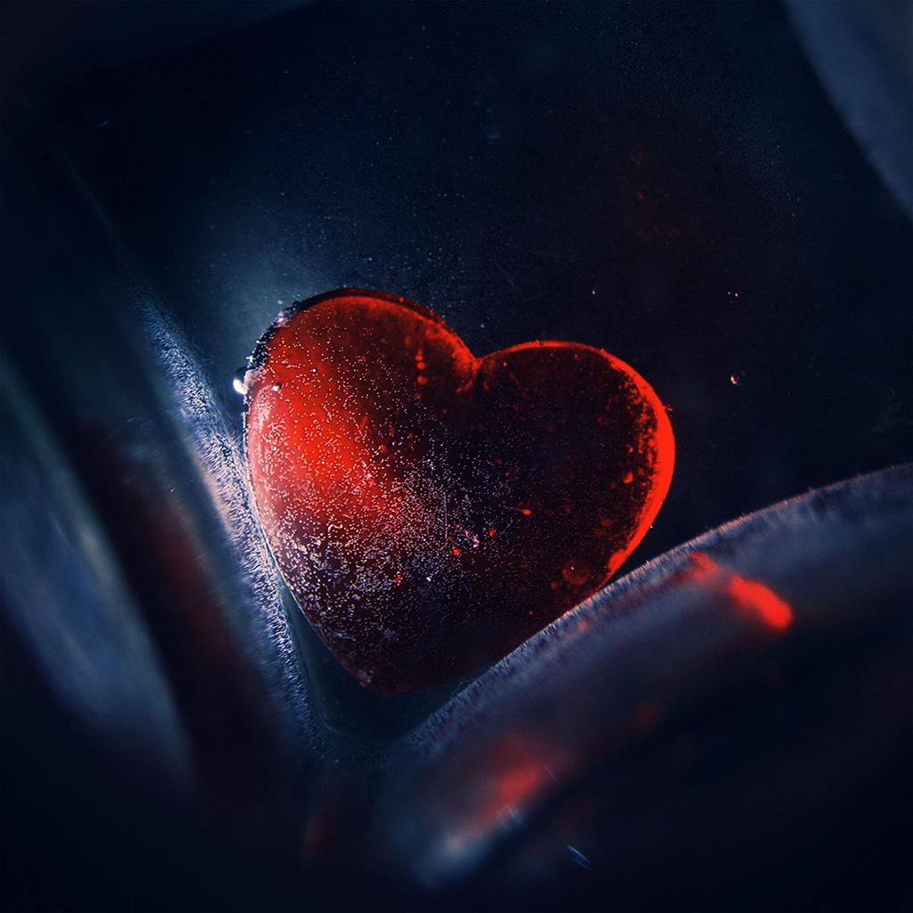 wallpaper-au42-heart-red-love-illustration-art-blue-wallpaper