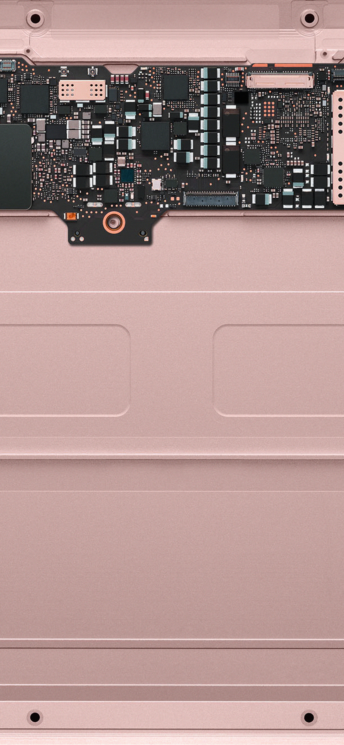 iPhoneXpapers.com-Apple-iPhone-wallpaper-au53-inside-macbook-gold-apple-illustration-art-rose-gold