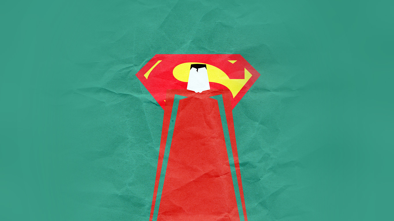 desktop-wallpaper-laptop-mac-macbook-air-au68-superman-minimal-art-illustration-art-green-wallpaper