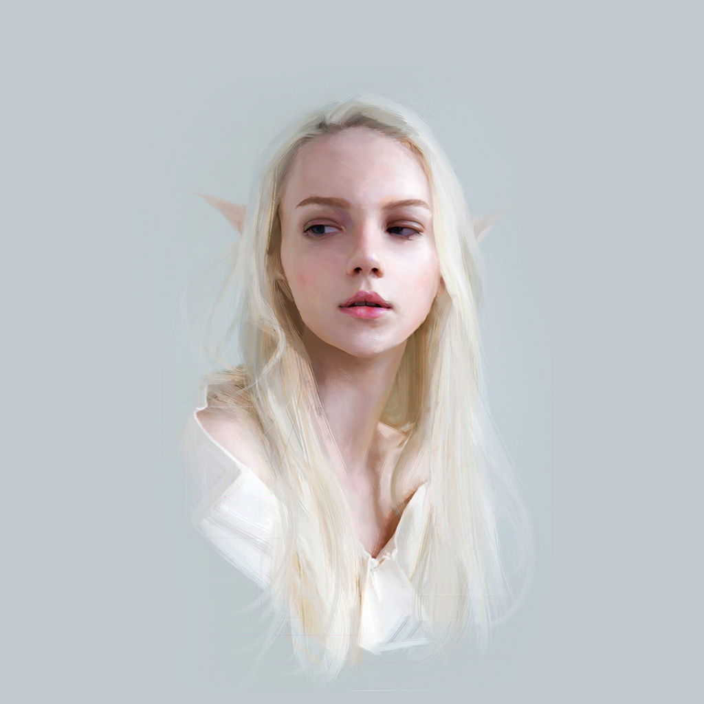 android-wallpaper-au71-aries-bianco-face-cute-girl-illustration-art-wallpaper