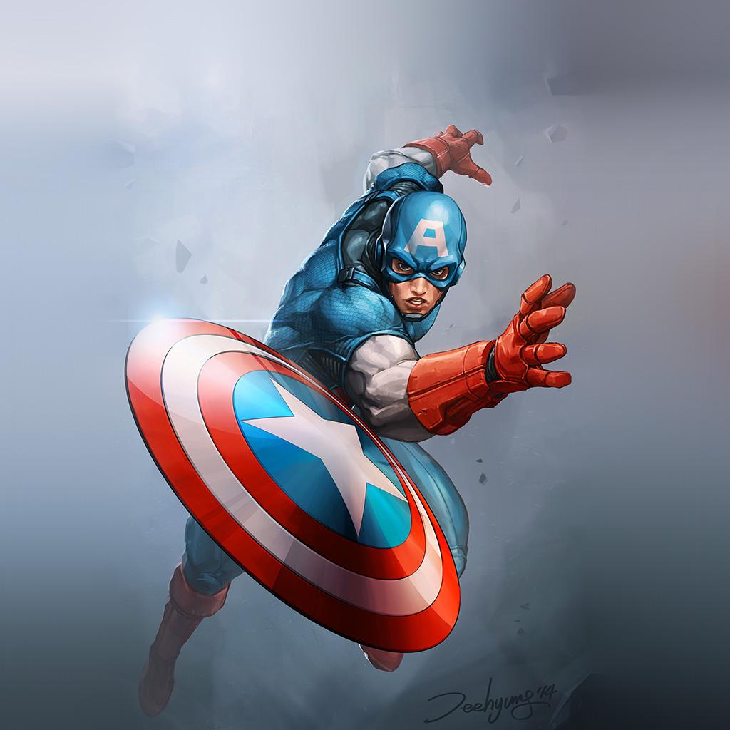 android-wallpaper-au72-hero-captain-america-jeehyunglee-illustration-art-wallpaper