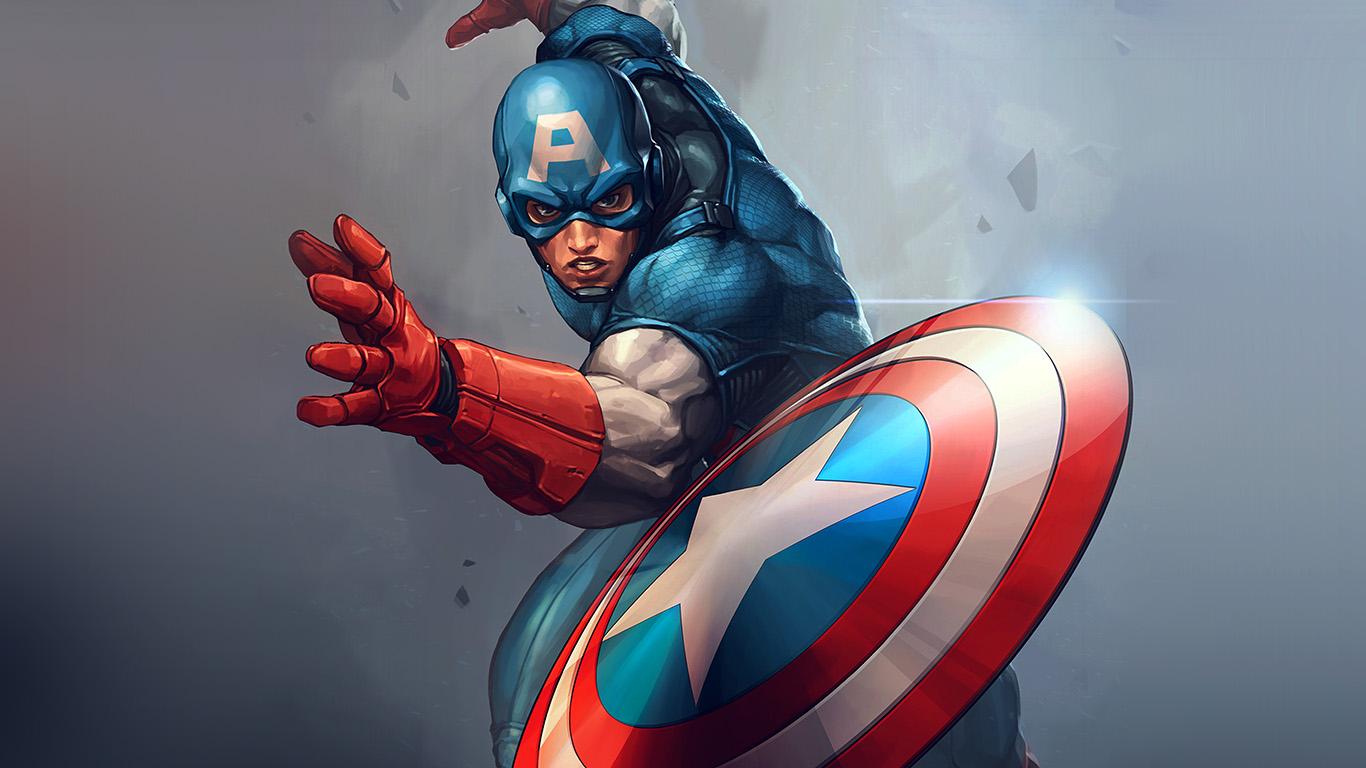 desktop-wallpaper-laptop-mac-macbook-air-au73-hero-captain-america-jeehyunglee-illustration-art-paint-wallpaper