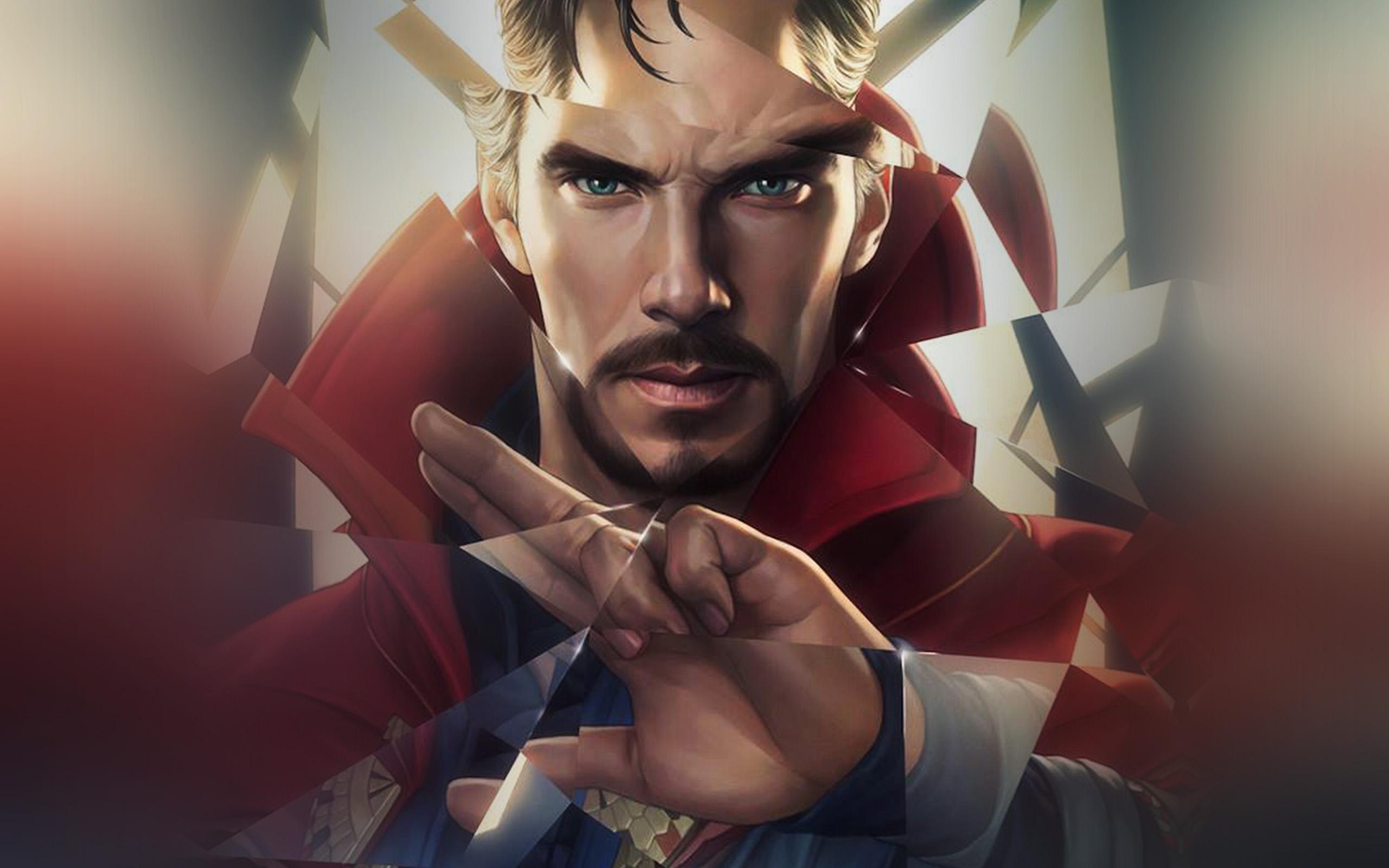 Au77 Doctor Strange Hero Illustration Art: Au77-doctor-strange-hero-illustration-art