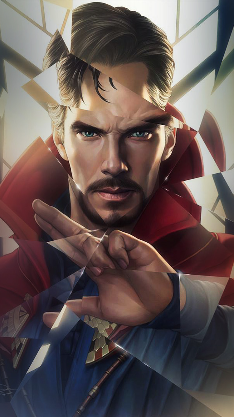 iPhone6papers.co-Apple-iPhone-6-iphone6-plus-wallpaper-au77-doctor-strange-hero-illustration-art