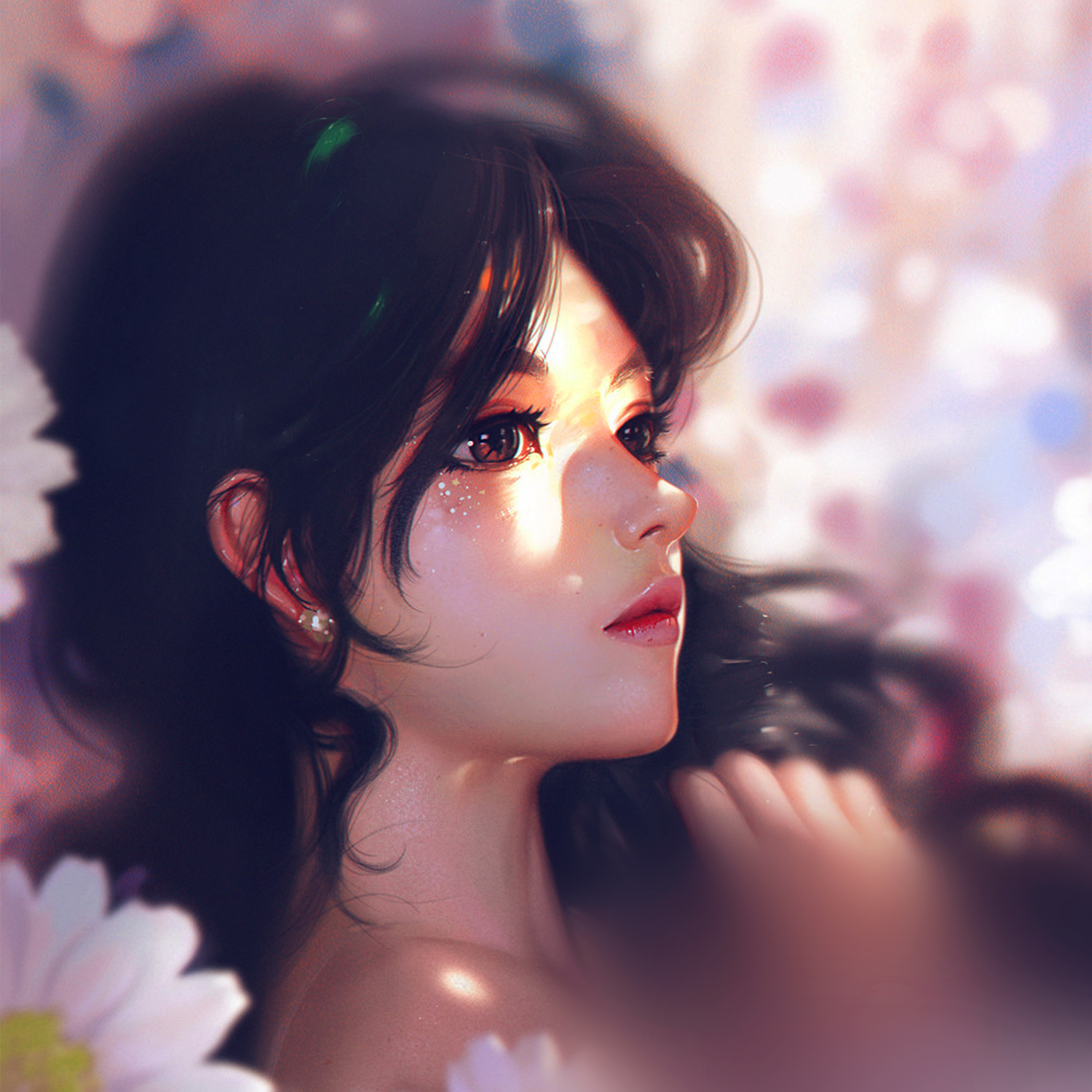 cute girl wallpaper for android phone