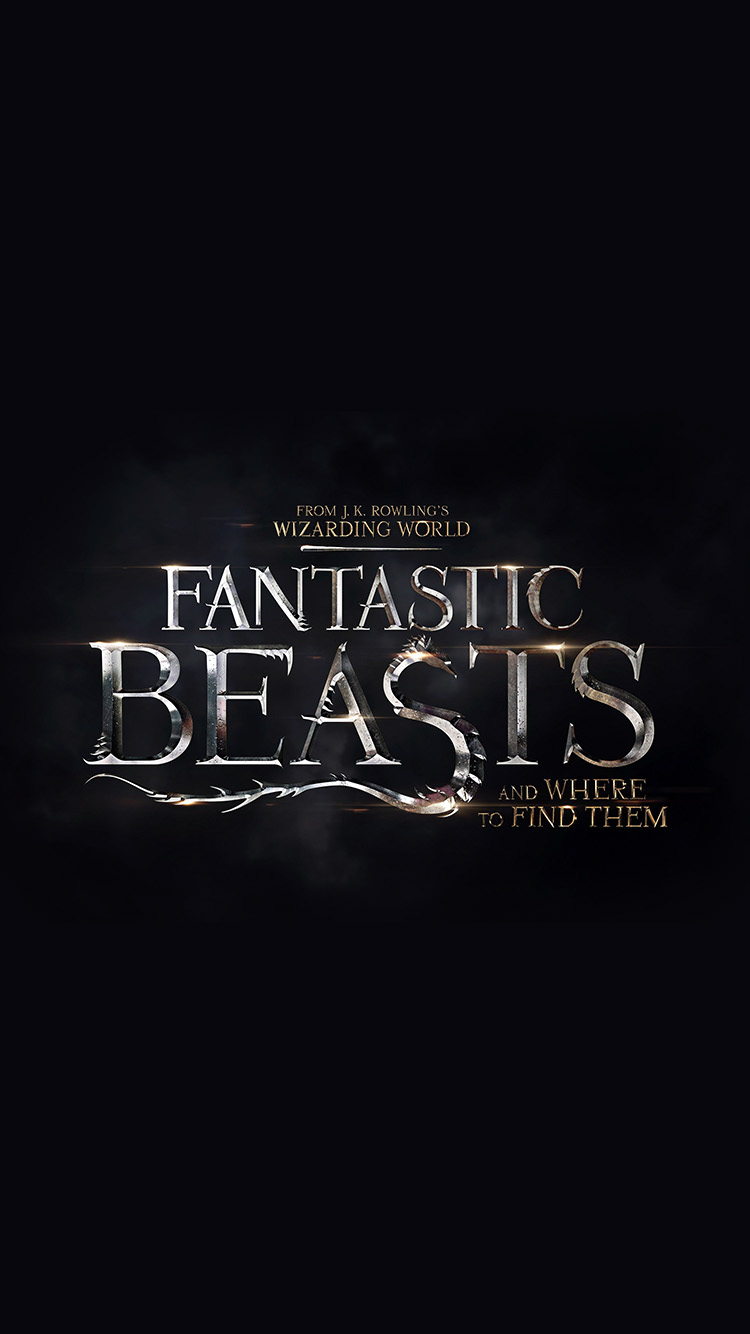 iPhone6papers.co-Apple-iPhone-6-iphone6-plus-wallpaper-au97-title-dark-fantastic-beasts-and-where-to-find-them-film-illustration-art