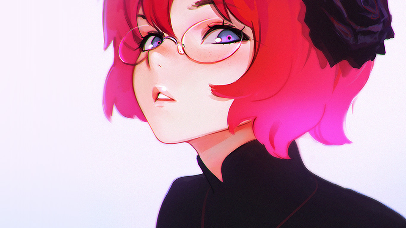 desktop-wallpaper-laptop-mac-macbook-air-au99-ilya-kuvshinov-girl-cute-pink-illustration-art-wallpaper