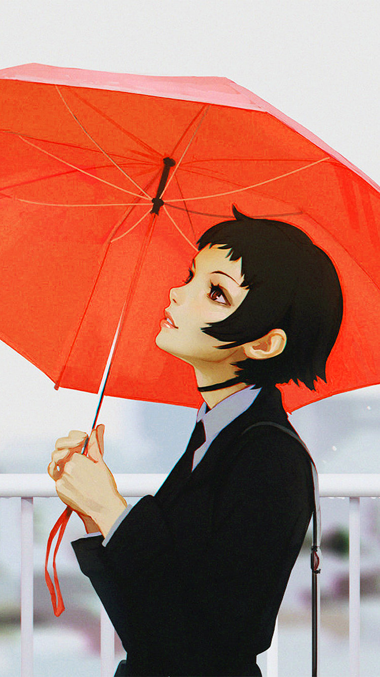 iPhone6papers.co-Apple-iPhone-6-iphone6-plus-wallpaper-av02-girl-rain-umbrella-ilya-kuvshinov-red-illustration-art-soft
