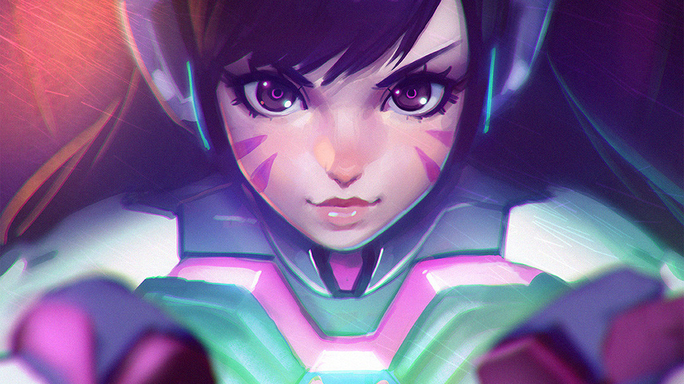 desktop-wallpaper-laptop-mac-macbook-air-av06-dva-cute-game-overwatch-illustration-art-wallpaper