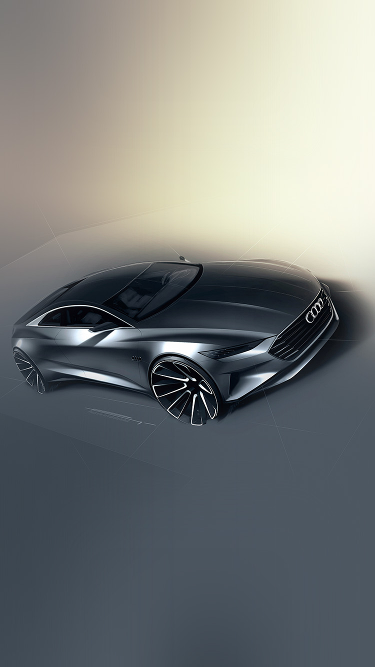 iPhone6papers.co-Apple-iPhone-6-iphone6-plus-wallpaper-av14-audi-concept-car-illustration-art