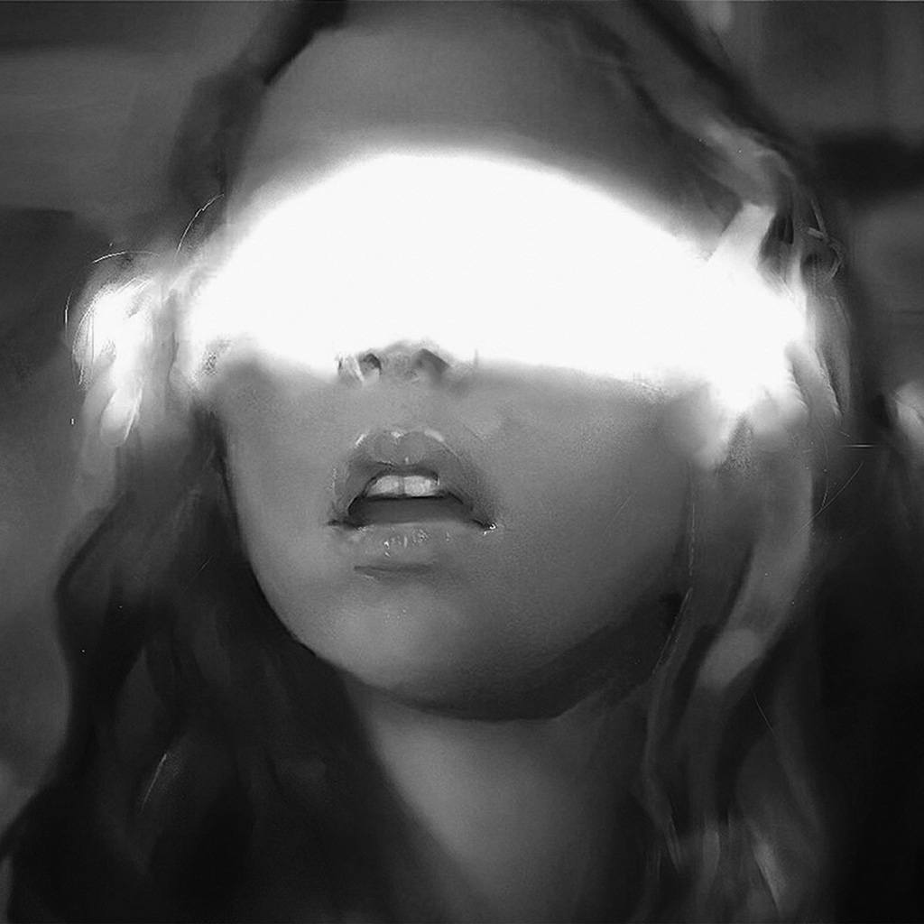 wallpaper-av23-face-art-girl-yanjun-cheng-paint-illustration-art-bw-dark-wallpaper