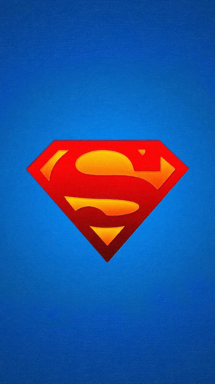 iPhone7papers.com-Apple-iPhone7-iphone7plus-wallpaper-av27-logo-superman-blue-red-hero-illustration-art