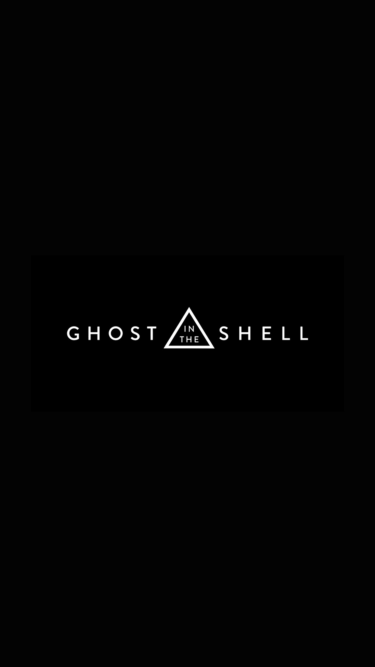 iphone7papers | iphone7 wallpaper | av32-ghost-in-the-shell-dark