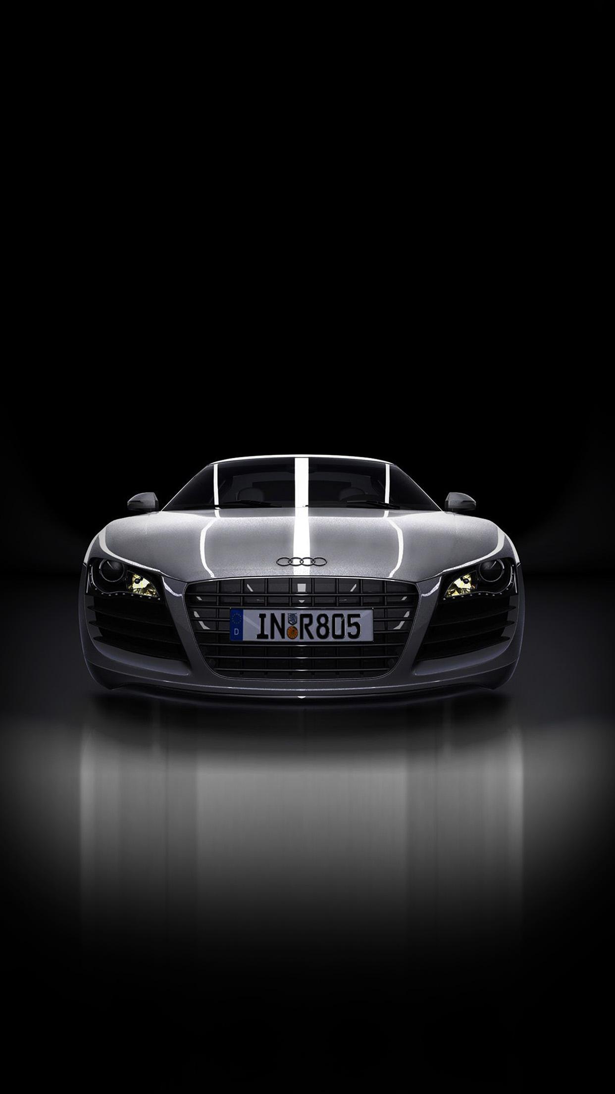 Iphone6papers Com Iphone 6 Wallpaper Av50 Audi Supercar Dark