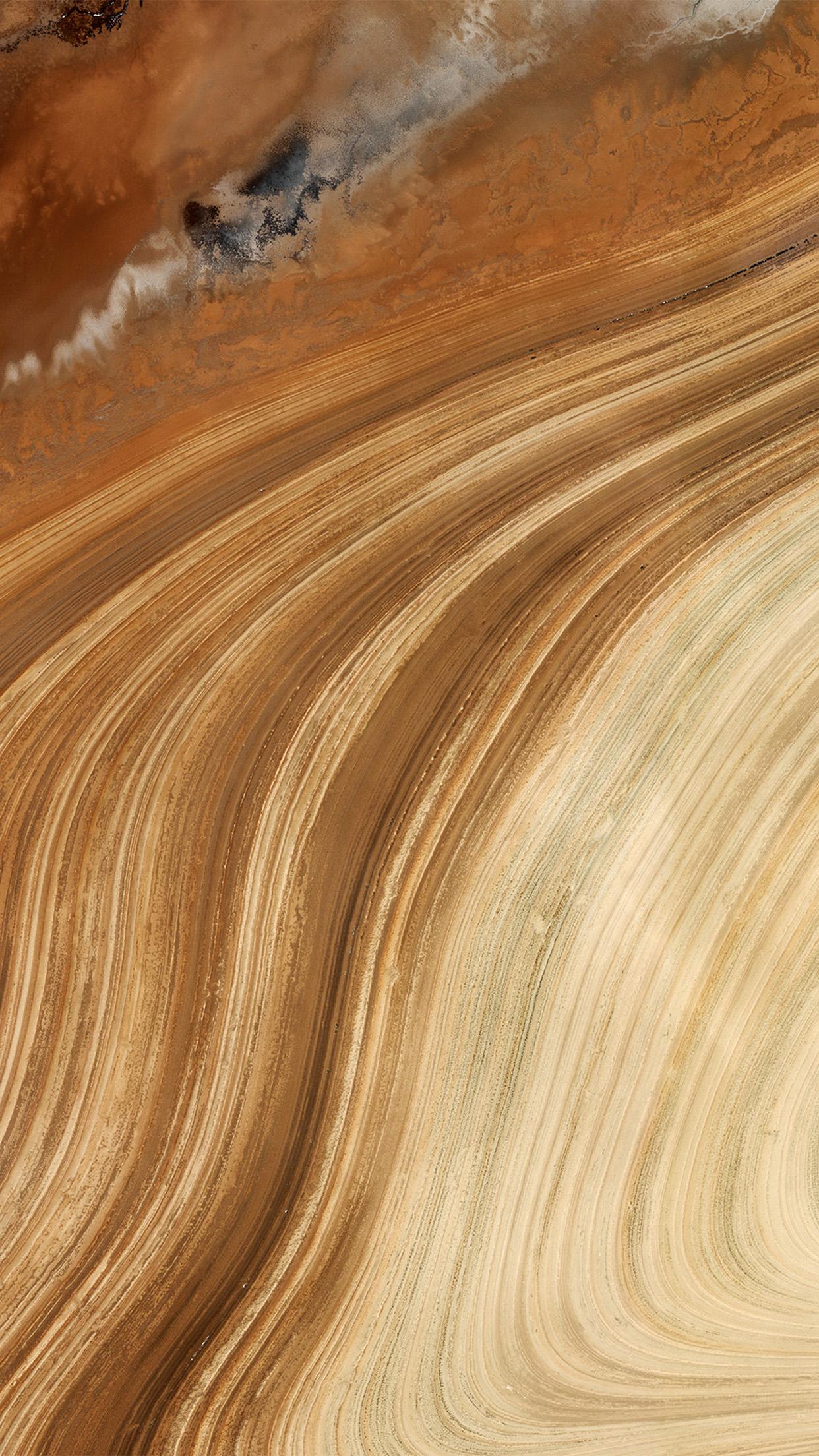 av57-earthview-land-orange-golden-curve-nature-wallpaper