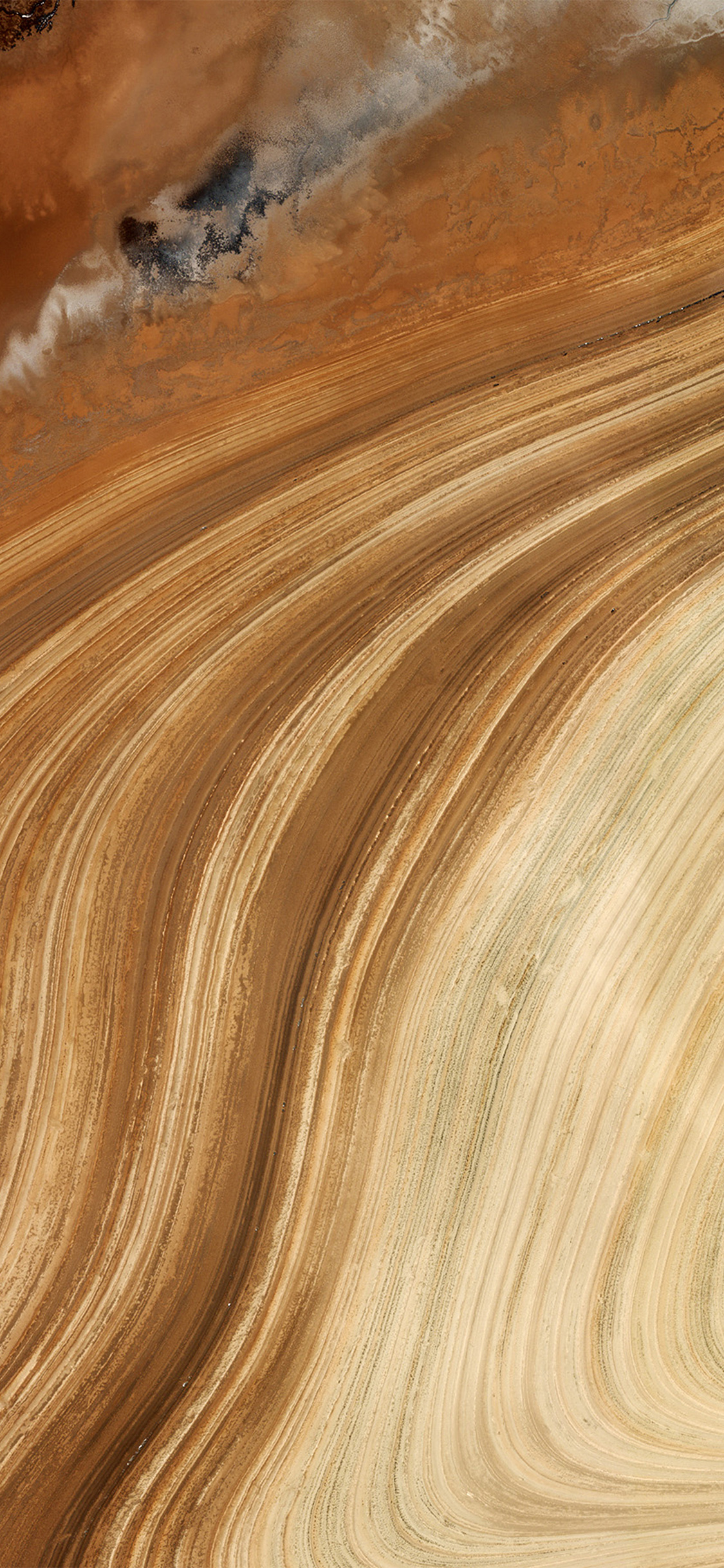 iPhoneXpapers.com-Apple-iPhone-wallpaper-av57-earthview-land-orange-golden-curve-nature