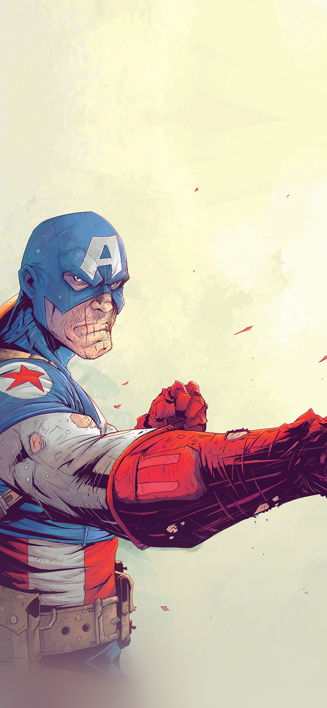 iPhoneXpapers.com-Apple-iPhone-wallpaper-av68-toronto-revolver-illustration-art-anime-hero-captain-america