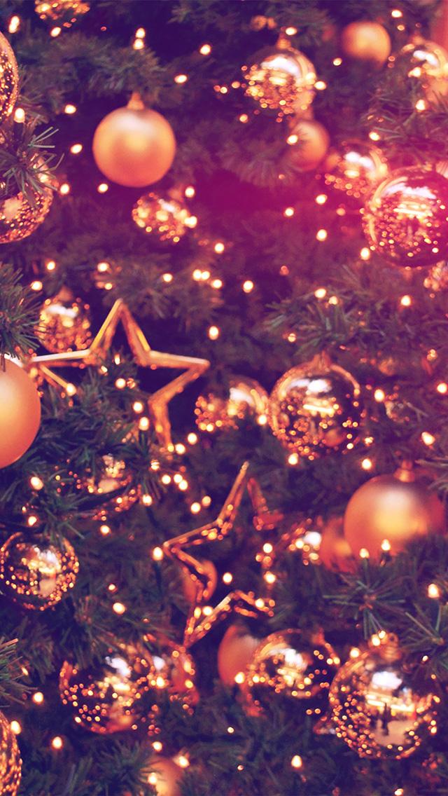 freeios8.com-iphone-4-5-6-plus-ipad-ios8-av78-decoration-holiday-christmas-illustration-art-red