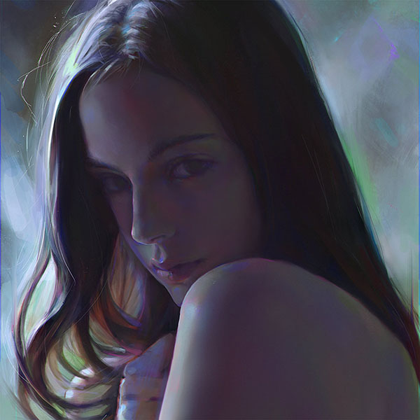 iPapers.co-Apple-iPhone-iPad-Macbook-iMac-wallpaper-av90-yanjun-cheng-girl-paint-dark-illustration-art-wallpaper