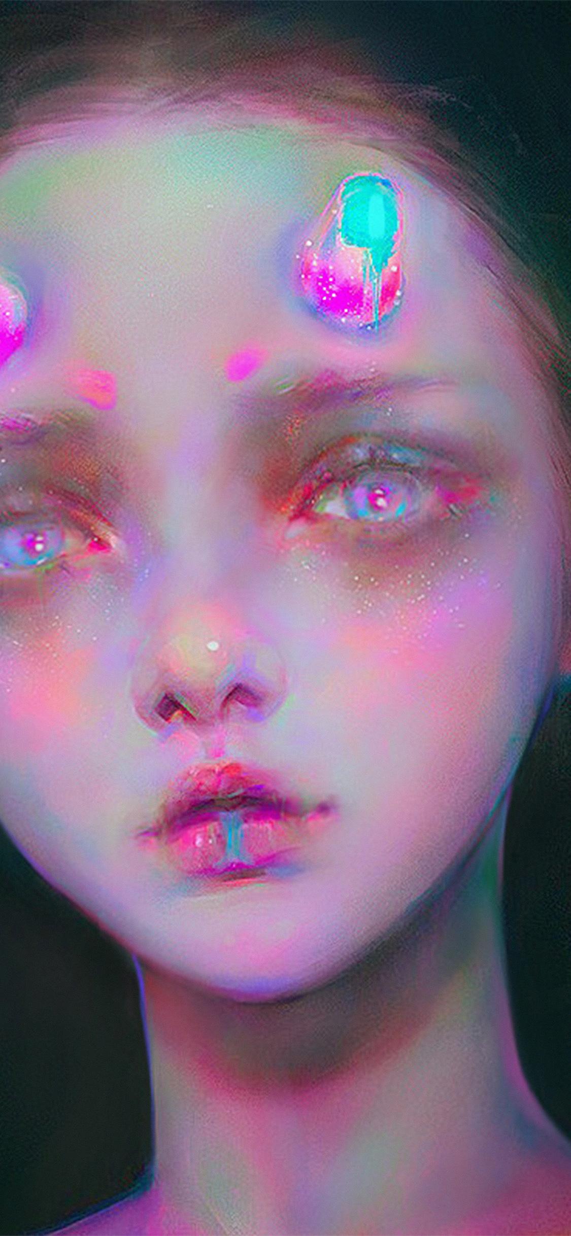 iPhoneXpapers.com-Apple-iPhone-wallpaper-av91-girl-paint-inner-sin-yanjun-cheng-illustration-art