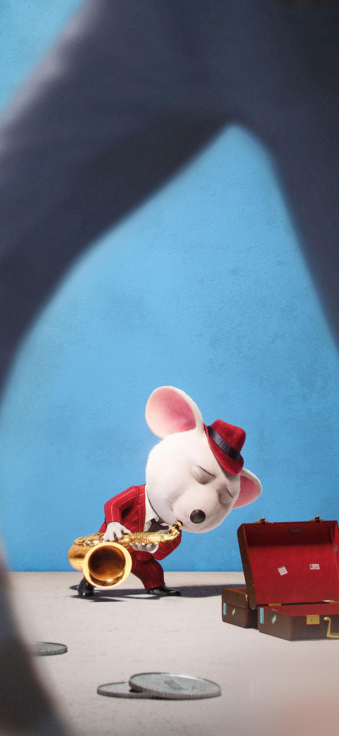 iPhoneXpapers.com-Apple-iPhone-wallpaper-av99-sing-film-poster-animation-cute-illustration-art