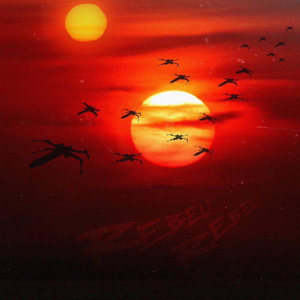 film illustration sky