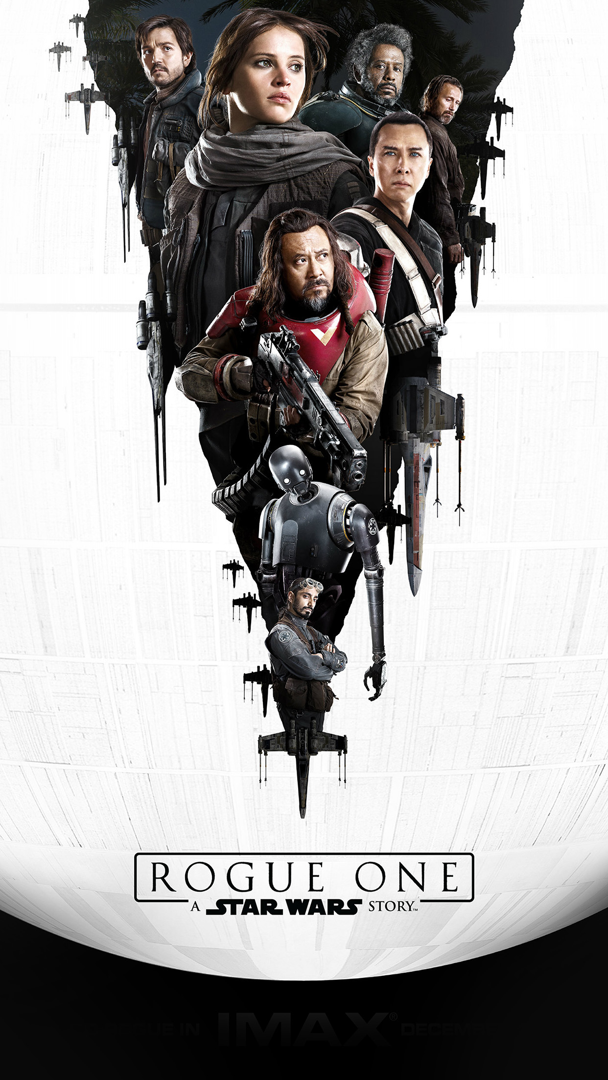 i love papers | aw01-film-rogue-one-starwars-poster-illustration-art