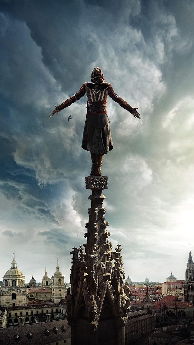 freeios8.com-iphone-4-5-6-plus-ipad-ios8-aw04-assasins-creed-film-poster-illustration-art-hero