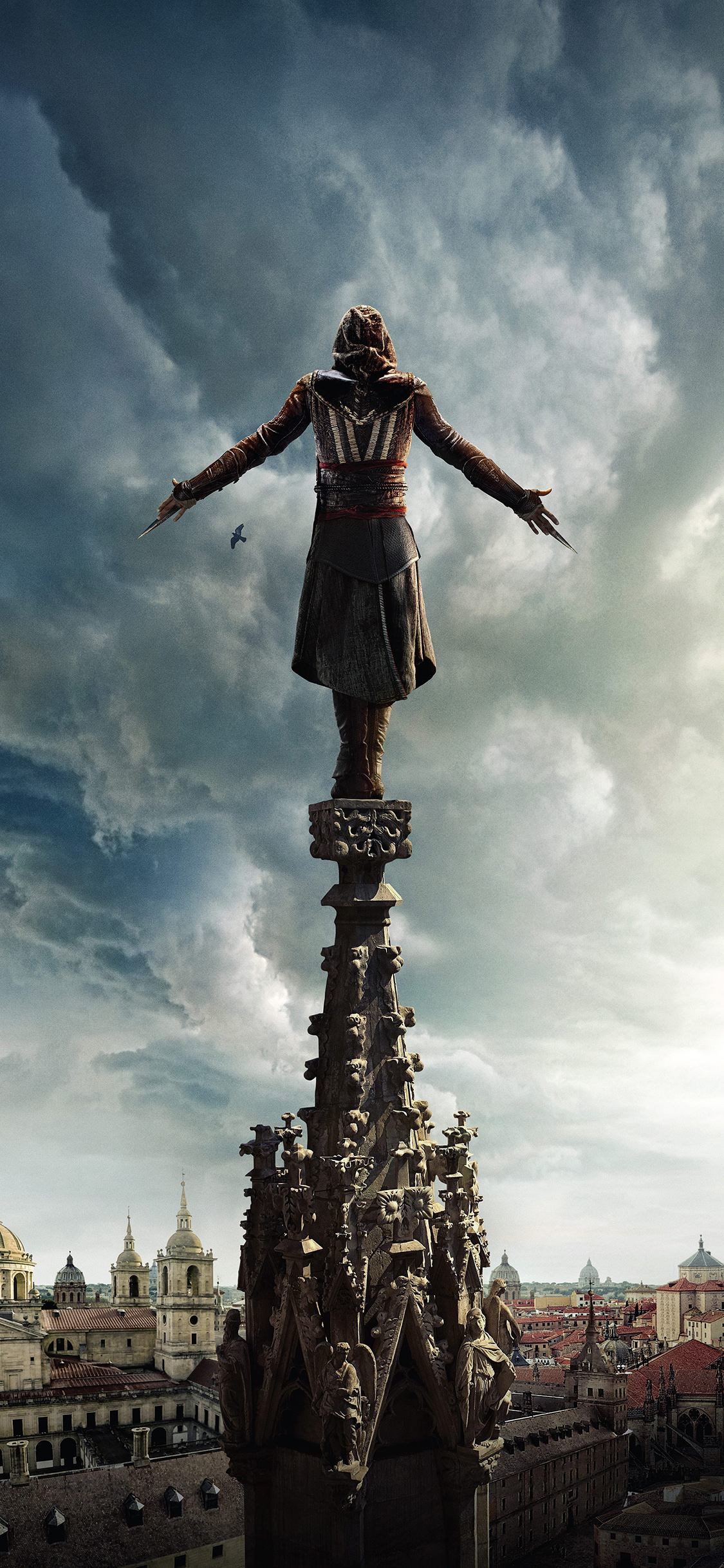 iPhoneXpapers.com-Apple-iPhone-wallpaper-aw04-assasins-creed-film-poster-illustration-art-hero