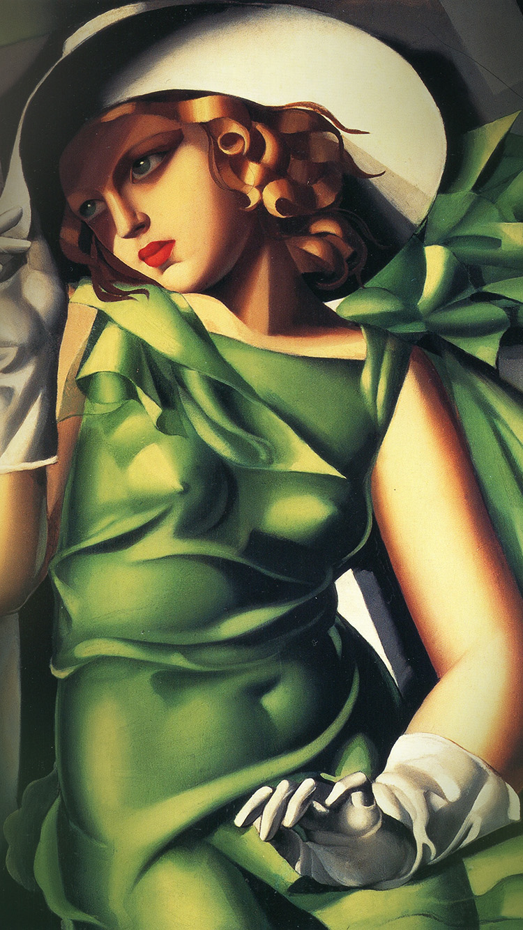 iPhone6papers.co-Apple-iPhone-6-iphone6-plus-wallpaper-aw05-tamara-de-lempicka-illustration-art-classic-paint
