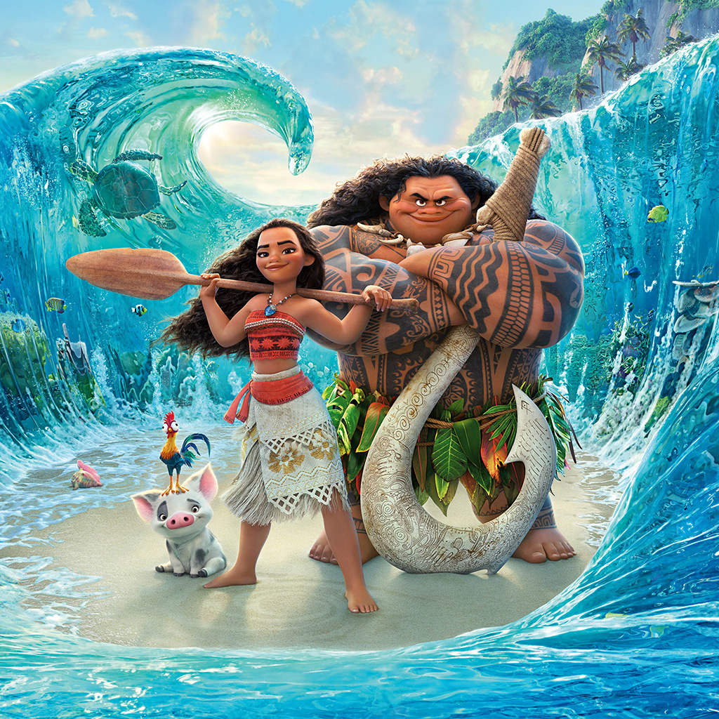 wallpaper-aw10-moana-disney-art-sea-anime-illustration-art-wallpaper