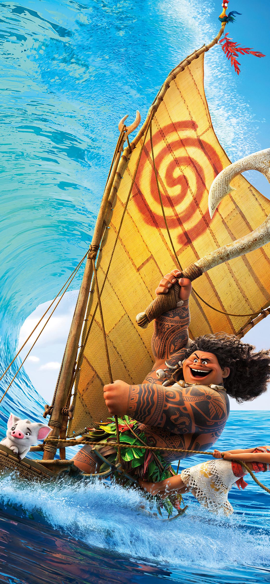 iPhoneXpapers.com-Apple-iPhone-wallpaper-aw11-surf-moana-disney-film-anime-illustration-art