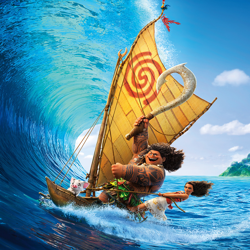 wallpaper-aw11-surf-moana-disney-film-anime-illustration-art-wallpaper