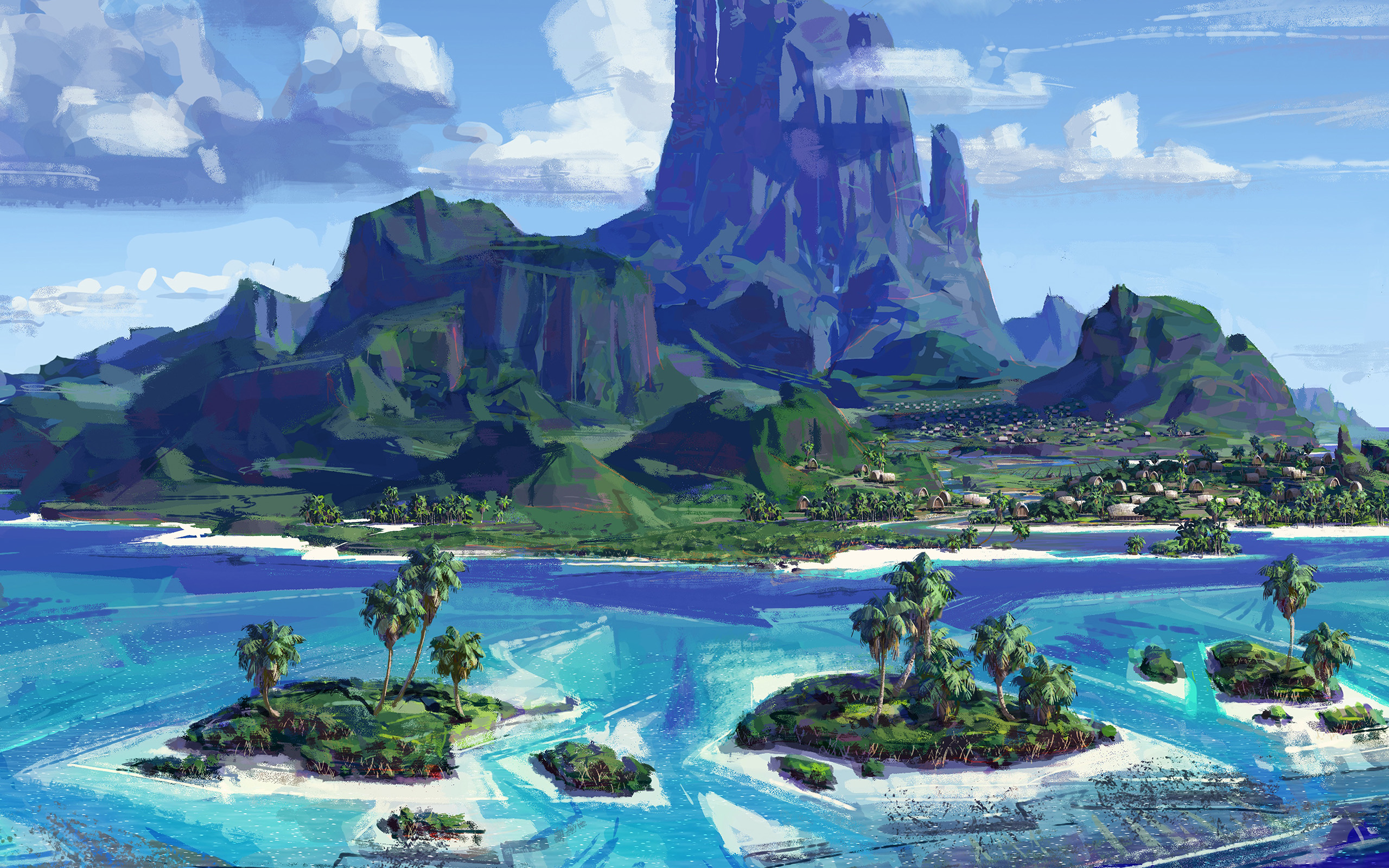 Image Result For Anime Scenery Iphone Wallpaper Hd