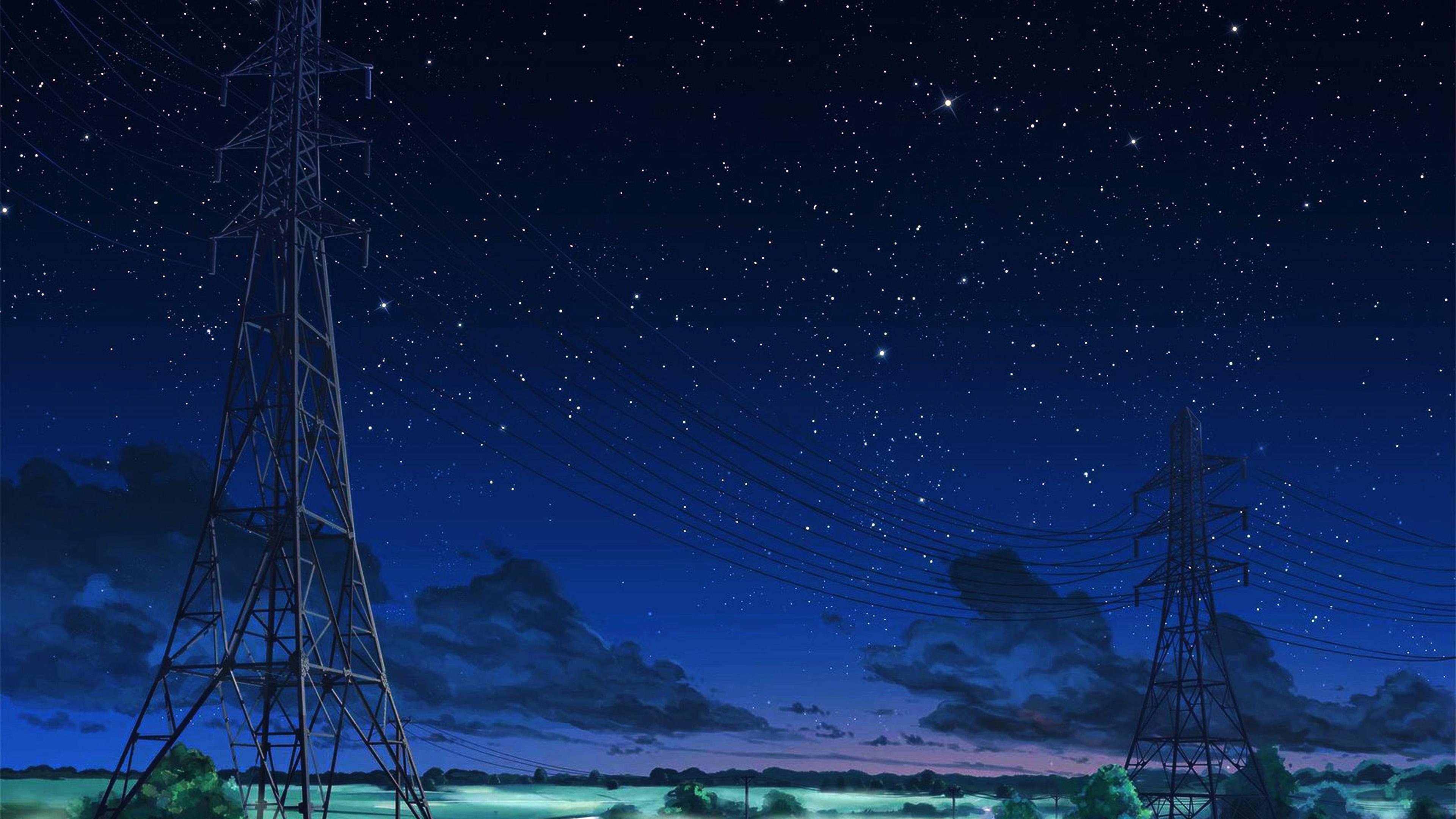 15+ Anime Wallpaper 4k Dark - Anime Wallpaper