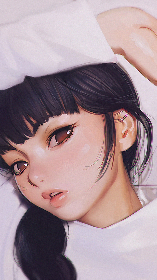 Papers Co Iphone Wallpaper Aw24 Ilya Kuvshinov Anime