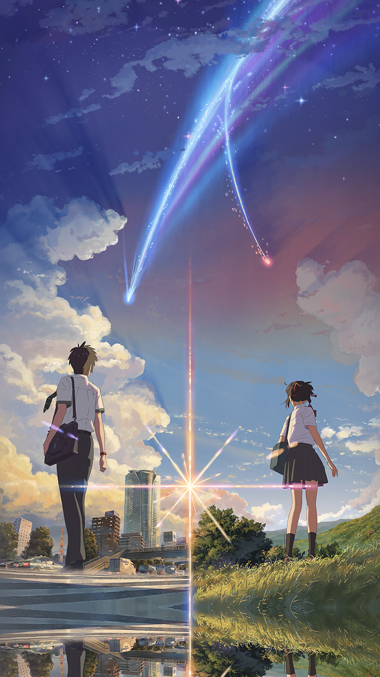 Papers.co-iPhone5-iphone6-plus-wallpaper-aw27-anime-film-yourname-sky-illustration-art