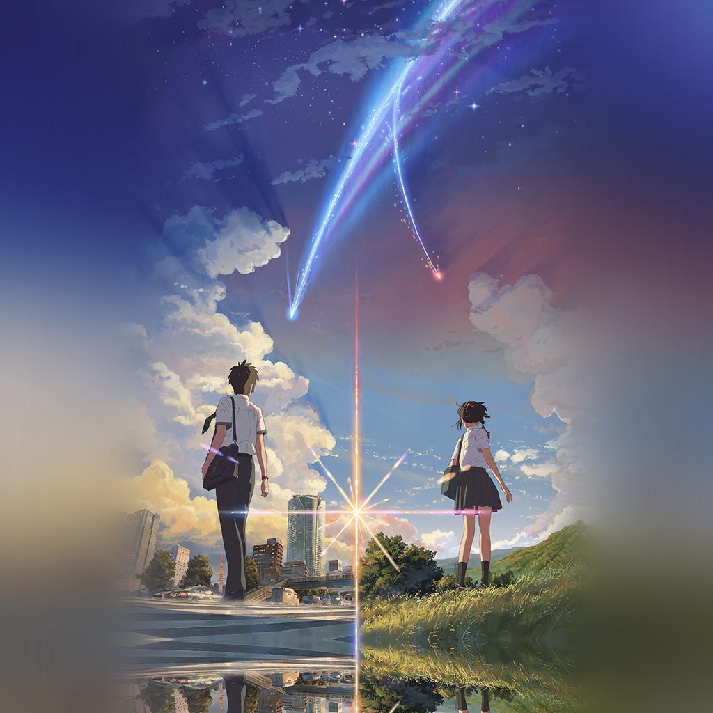 android-wallpaper-aw27-anime-film-yourname-sky-illustration-art-wallpaper
