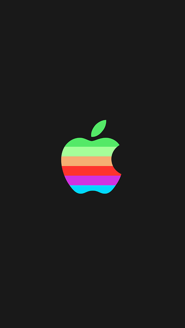 apple illustration minimal