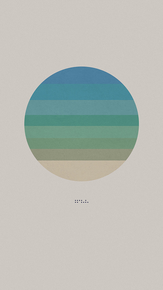 freeios8.com-iphone-4-5-6-plus-ipad-ios8-aw45-music-tycho-art-white-circle-illustration-art-green