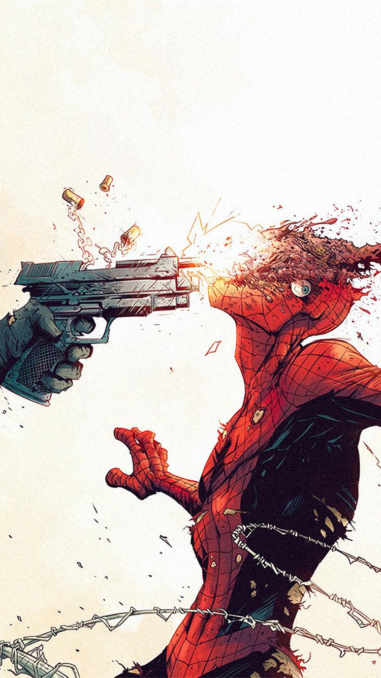 iPhone6papers.co-Apple-iPhone-6-iphone6-plus-wallpaper-aw51-punisher-spiderman-tonton-revolver-illustration-art-gun