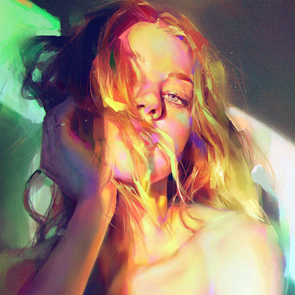 iPapers.co-Apple-iPhone-iPad-Macbook-iMac-wallpaper-aw53-yanjun-cheng-girl-green-sexy-illustration-art-paint-wallpaper