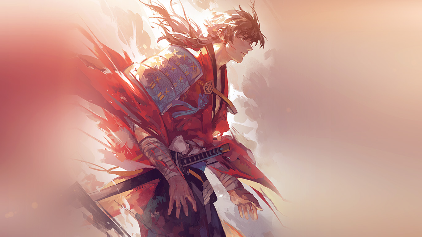 wallpaper-desktop-laptop-mac-macbook-aw64-hanyijie-hero-red-handsomeillustration-art-anime-flare
