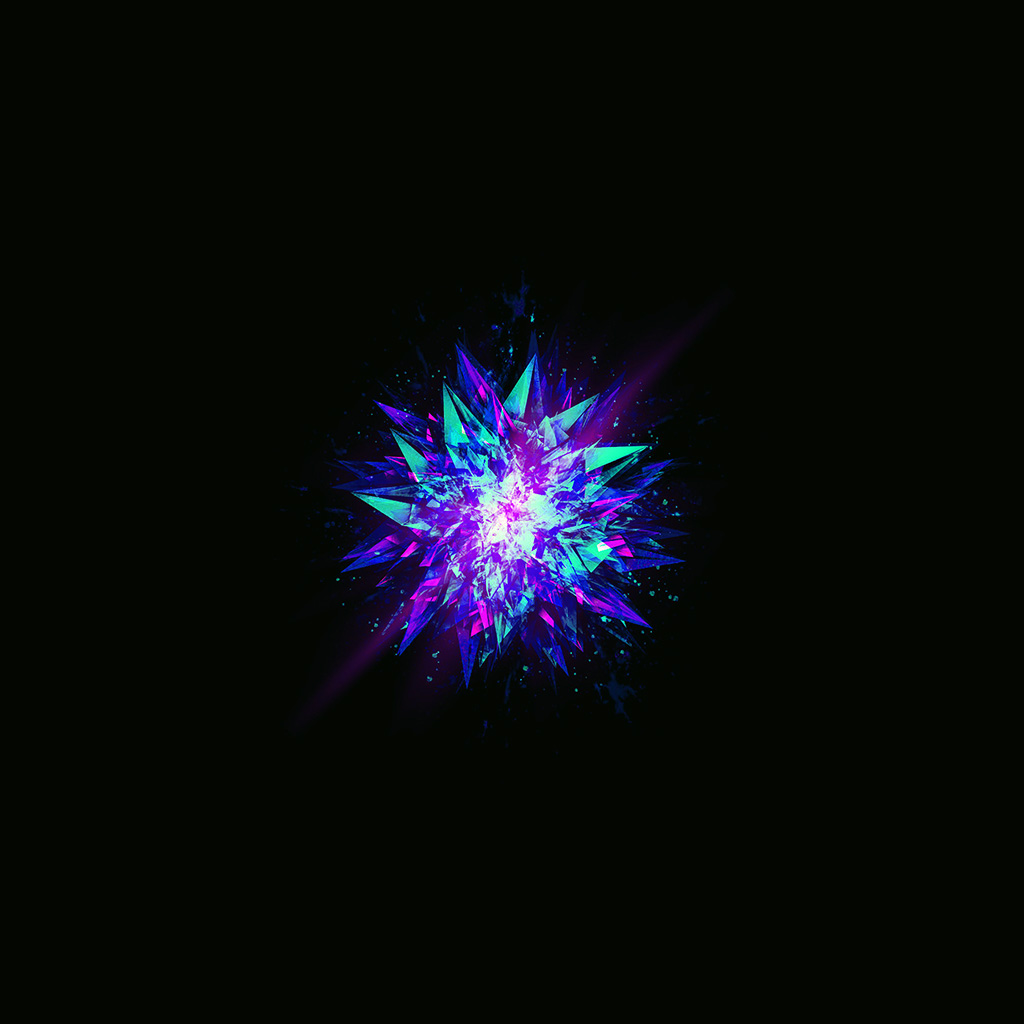 wallpaper-aw80-fractal-blast-minimal-dark-abstract-illustration-art-blue-wallpaper