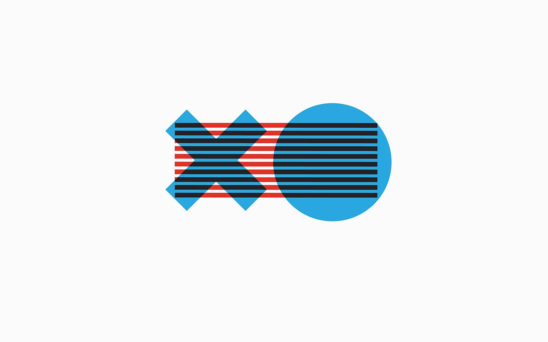 Aw84 x o logo minimal white illustration art wallpaper for Minimal art logo