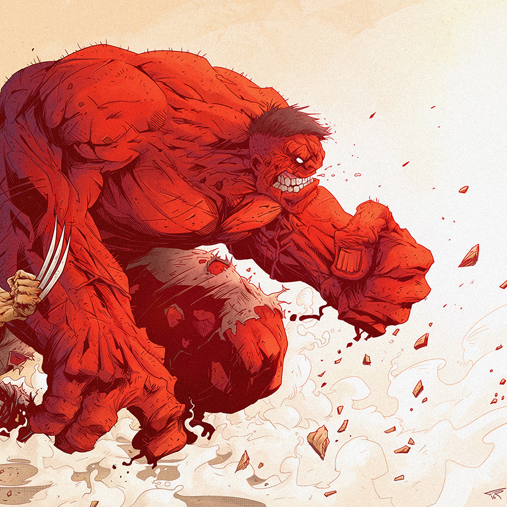 wallpaper-aw95-hulk-anime-tonton-revolver-illustration-art-red-hero-wallpaper