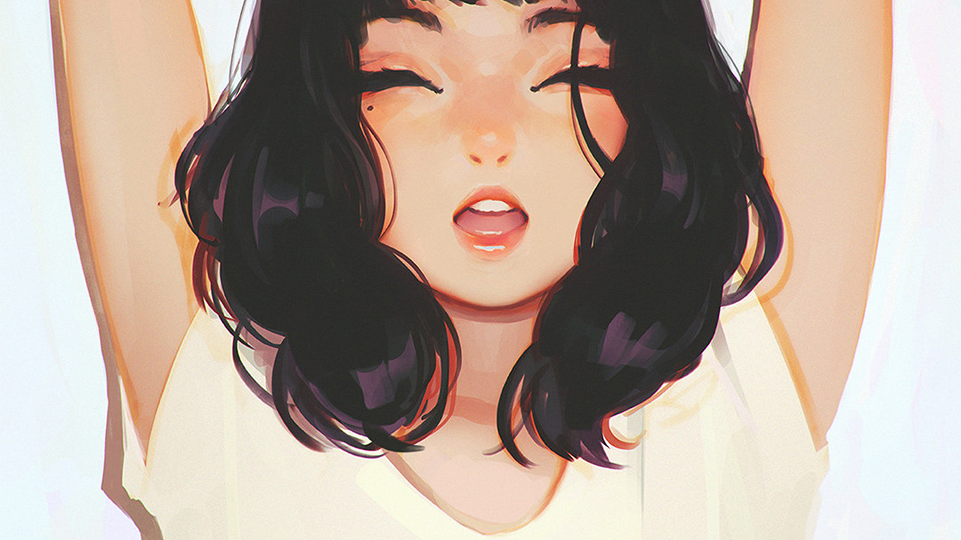 desktop-wallpaper-laptop-mac-macbook-air-ax04-girl-smile-ilya-kuvshinov-illustration-art-wallpaper